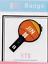 miniature 38 - BTS BT21 Fan - Key chain - Notes - Pin set Cooky Chimmy RJ Shooky Mang Koya Tata