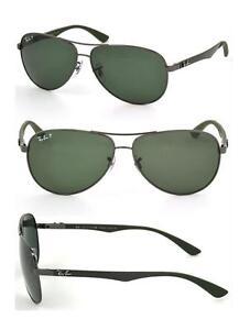 Gafas-de-sol-RayBan-RB8313-Carbon-Fibre-Elige-el-calibre-y-el-color