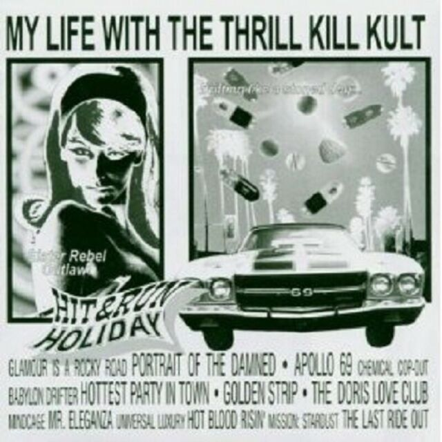 MY LIFE WITH THE THRILL KILL KULT-HIT&RUN HOLIDA CD NEW