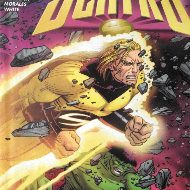 SENTRY, The — 3 of 8, Limited Series — Jan 2006 — MARVEL Hulk FF dogbite Jenkins