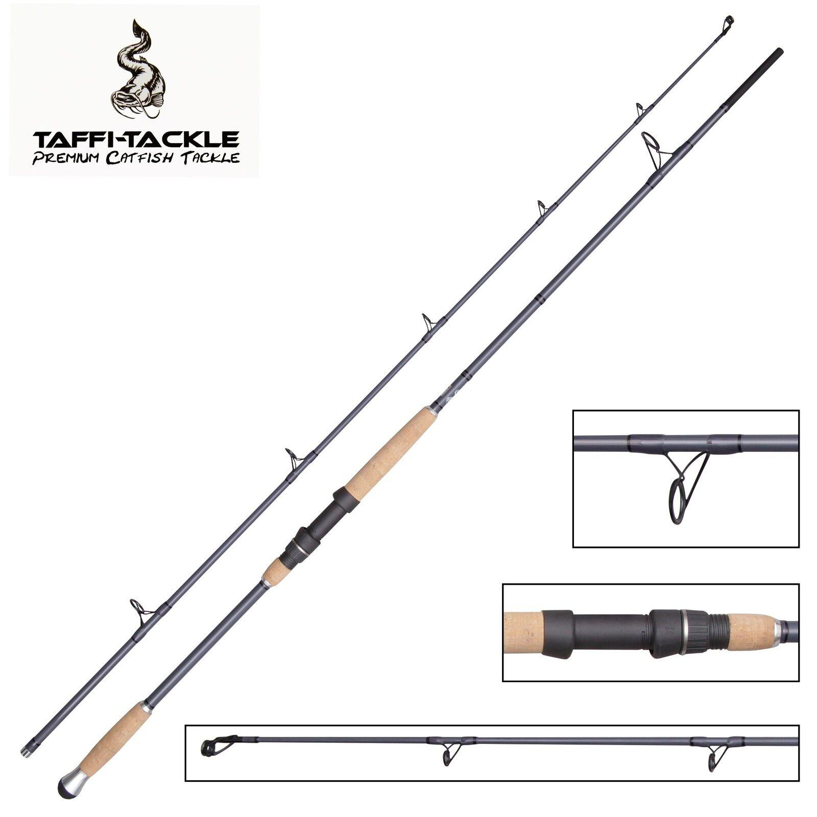 Taffi Spinnrute Unlimited Spin Wallerrute 2 60m 100-300g