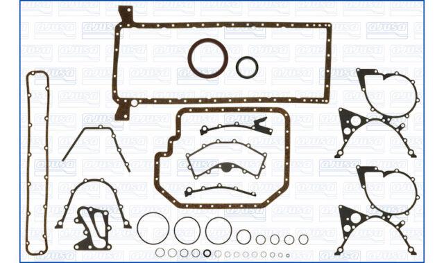 Genuine AJUSA OEM Replacement Crankcase Gasket Seal Set [54076500]