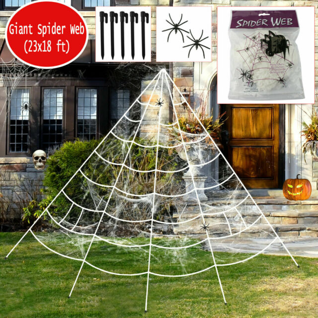 Large Spider Decoration For House  from i.ebayimg.com