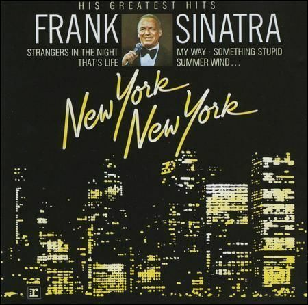 Sinatra,Frank - Frank Sinatra: New York New York /4