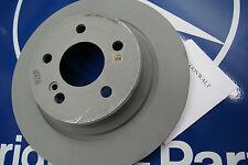 Mercedes Benz GLK Genuine Rear Brake Rotor Disc GLK350 X164 000423091207