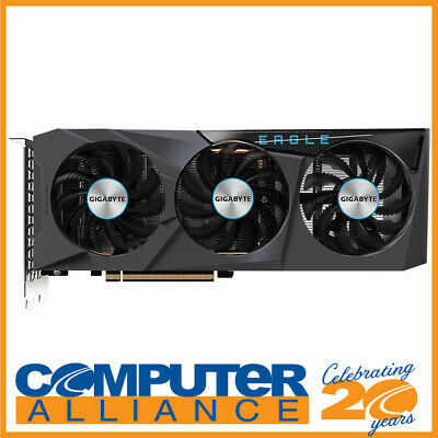 Details about  Gigabyte RX6600 8GB Eagle PCIe Graphics Card GV-R66EAGLE-8GD