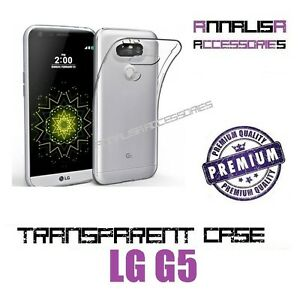 ETUI-TRANSPARENT-POUR-LG-G5-H850-COQUE-PROTECTION-SILICONE-TPU-SLIM-CASE