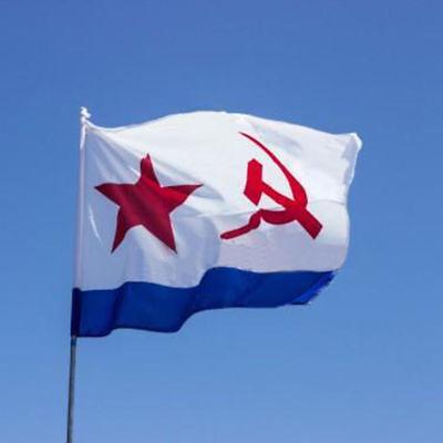 5ftx3ft USSR Soviet Union FLAG soviet russian Banner 90x150cm