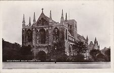 West Front Of The Abbey, SELBY, Yorkshire RP