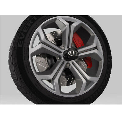 Brenthon Type 2 Wheel Cap Emblem Fit: Hyundai 2017+ Avante AD