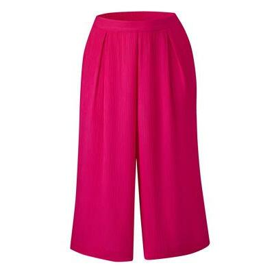 New Simply Be Womens Crinkle Culottes