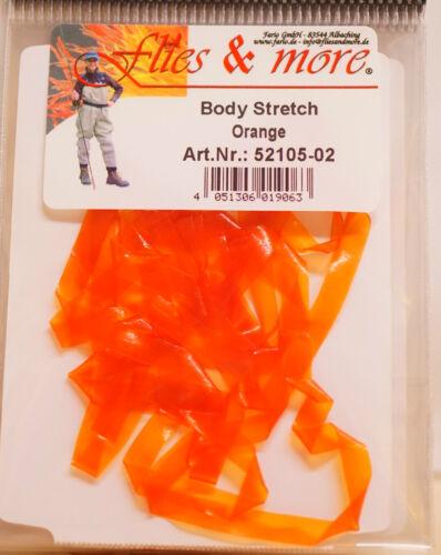 x 4 mm Orange Body stretch sybai 1 MTR