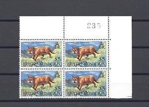 BRITISH-HONDURAS-1970-SG-278-MNH-Block-of-4-Cat-10
