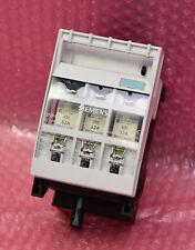 Siemens 3NP353 3ZX1012-0NP30-1AA2 Sicherungs Trennschalter