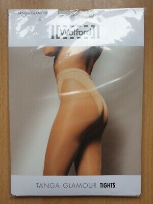 Collant Wolford Tanga Glamour Extra Small plusieurs Couleurs