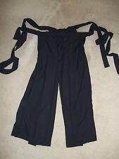 Custom Made Japanese Yoroi Hitatare Hakama Pants Trousers Samurai Ninja Larp