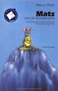 Mats-und-die-Wundersteine-Eine-Geschichte-mit-einem-glue-Buch-Zustand-gut