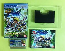 Digimon Frontier Battle Spirit WonderSwan Color WS WSC Wonder Swan JAPAN USED