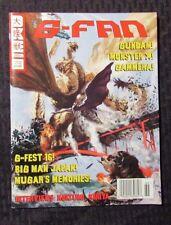 2009 G-FAN Magazine Fanzine #89 VF+ Godzilla - Gundam - Gamera
