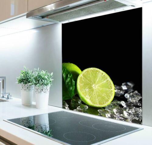60 cm x 80 cm impression numérique verre Splashback Résistant à La Chaleur Trempé 548