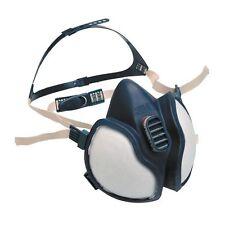 3m 4277 P3 Maintenance Free Particulate Respirator Dusts, Vapour & Acid Gas Mask