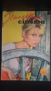 Rivista Brigitte Bardot Jeunesse Cinema N° 32 1960 ABE