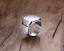Anello-Fede-a-Fascia-Uomo-Donna-Unisex-Acciaio-Inox-Steel-Nero-Black-Incisione miniatura 15