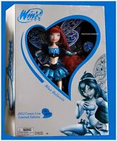 Winx Club Doll Blue Believix Bloom 585 Comic Con 2012 Limited Edition 11.5
