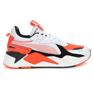 PUMA Men's RS-X REINVENTION Shoes White