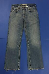 Gap-jeans-usato-uomo-W29-L30-tg-43-bootcut-zampa-svasati-vintage-boyfriend-T4170