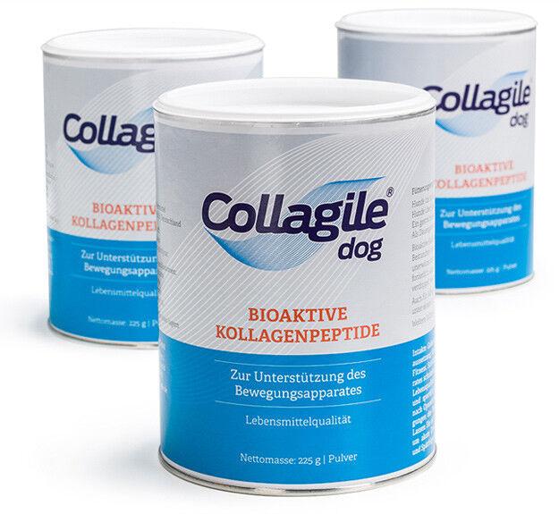 Collagile ® Dog  4x 225gadatto per gatticon artrosi & problemi alle articolazioni