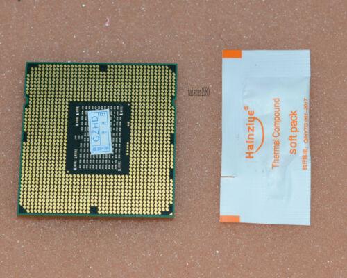 LOT OF 2 Intel Xeon E5620 2.4GHz Quad Core 12M Socket 1366 LGA1366 CPU Processor