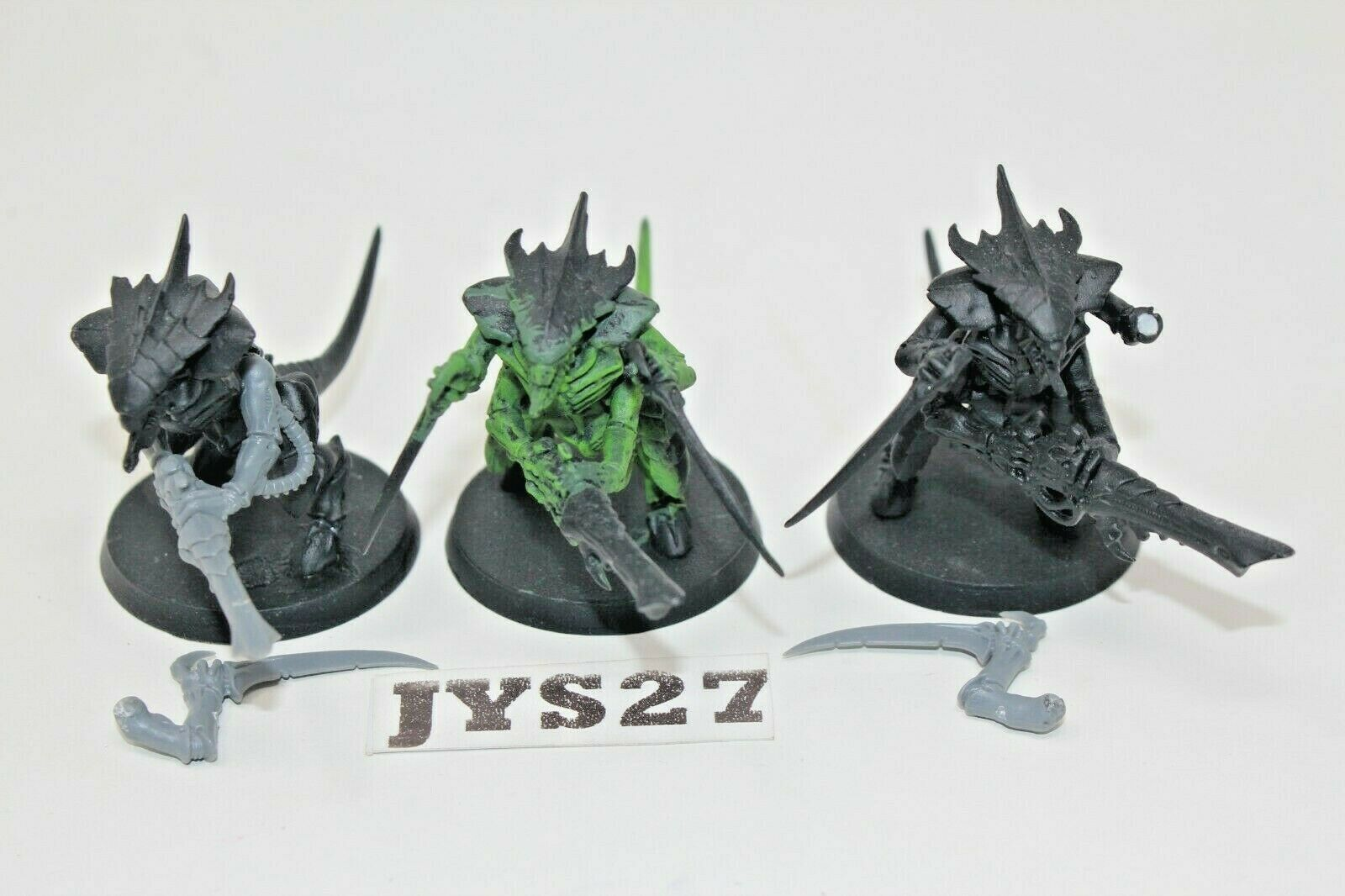 Warhammer Tyranids Tyranids Tyranids Warriors Incomplete - JYS27