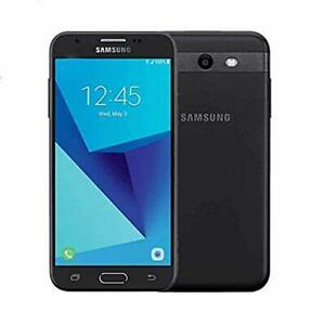 Samsung-Galaxy-J3-Express-Prime-2-J327A-16GB-Black-GSM-Unlocked-New-Openbox