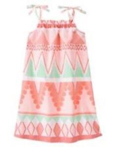 Skirts Helpful Gymboree Island Cruise Girls Neon Pink Geo Print Skirt Nwt 4t Girls' Clothing (newborn-5t)