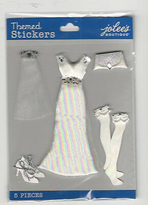 Jolee/'s BEACH CEREMONY Boutique Stickers 3D BEACH WEDDING NEW