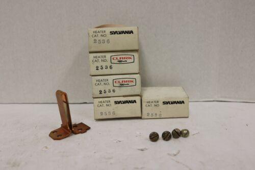 Brand New SYLVANIA  2536  Heaters In Original Box  5 In Stock