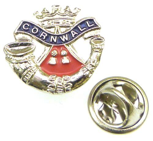 Duke Of Cornwalls Light Infantry Lapel Pin Badge