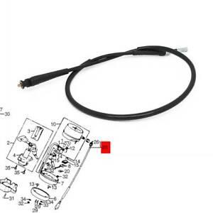 Speedometer Cable 44830-371-010 for Honda CB750 900 CBR1000 XL350 MT125 GL1000