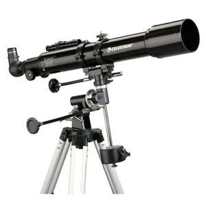 Celestron-21037-PowerSeeker-70EQ-Telescope-W-165x-Maximum-Magnification
