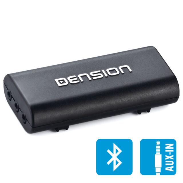 DENSION CompactBT Universal Bluetooth Interface Musik Freisprecheinrichtung