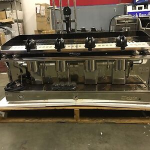 astoria 4 lever gloria commercial espresso machine manual lever piston ebay. Black Bedroom Furniture Sets. Home Design Ideas