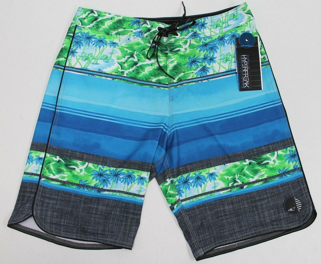 NWT  O'NEILL Ambition Cargo Swim Suit Trunks Mens 30 31  32 36 FAST SHIP NEW