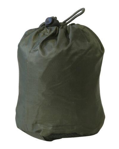 KOMBAT CADET SLEEPING SYSTEM BIVI BAG OLIVE GREEN