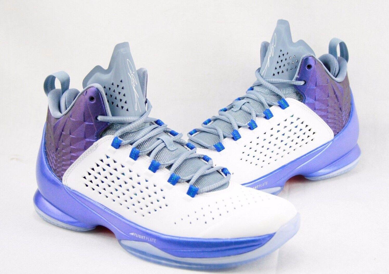 Nike Men's Shoes Air Jordan Melo M11 716227-105 Men's Size 9,10,11.5,13