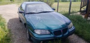 1997 Pontiac Grand-Am SE