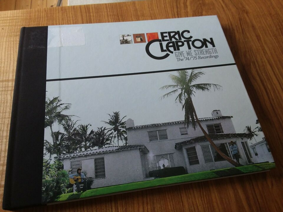 Eric Clapton: Give me strength the '75/'76 recordings,