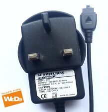 GENUINE ORIGINAL STG POWER SUPPLY ADAPTER 5-12.5V 350-450mA UK PLUG