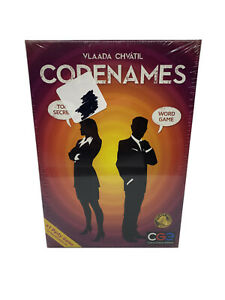 Vlaada Chvatil's Codenames Party Game
