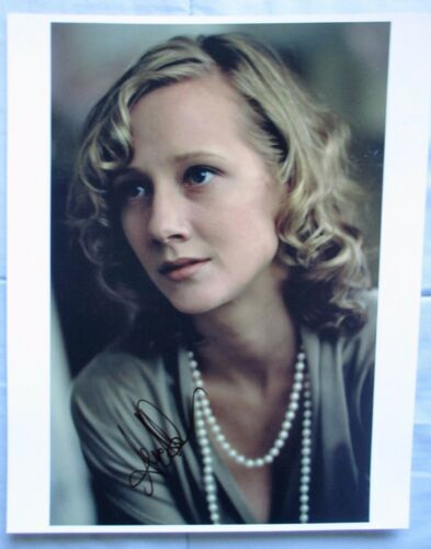 ANNE HECHE SIGNED 8x10 PHOTO DCCOA